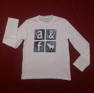 abercrombie kids Other - Long Sleeve Graphic Shirt