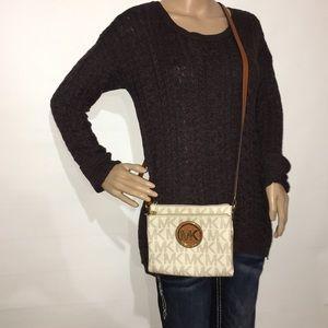 MICHAEL Michael Kors Handbags - Michael Kors Fulton Crossbody⬇️ FINAL Price Drop⬇️