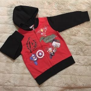 Other - AVENGERS HOODIE
