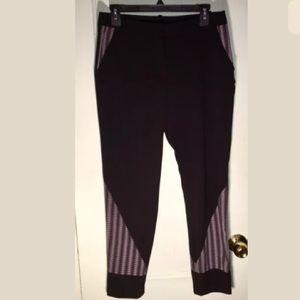 Peter Pilotto for Target Black Capri Pants size 4