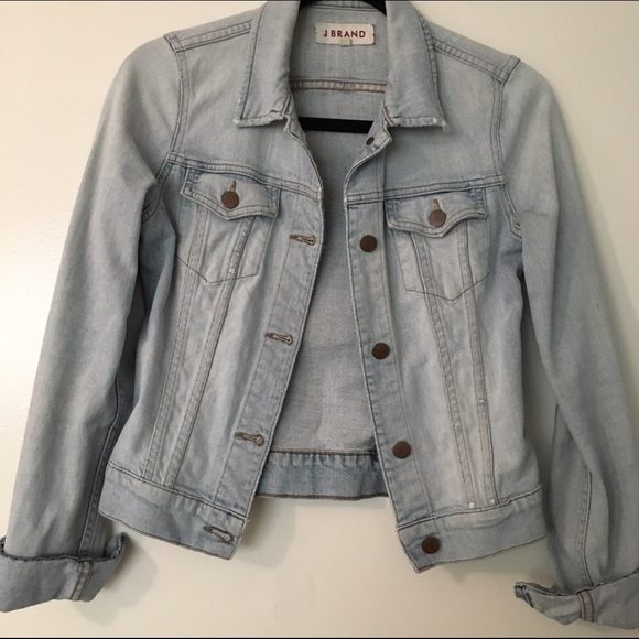 93% off J Brand Jackets & Blazers - J Brand XS Denim Jacket from ...