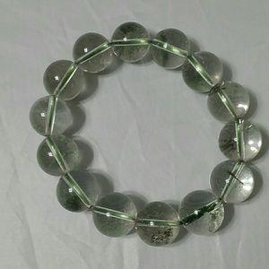 Jewelry - Lodolite Gemstone Stretch Bracelet