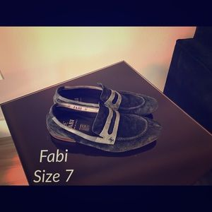 fabi Other - Fabi italian designer mens loafers