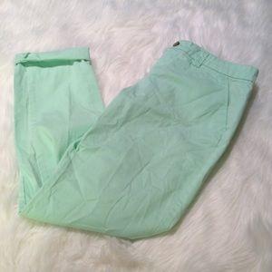 Gap Mint Broken-In Straight Khakis