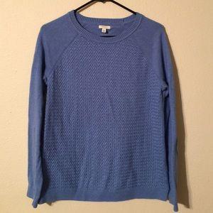 Baby Blue Sonoma Sweater NWOT