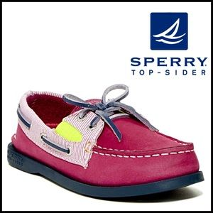 Sperry Other - SPERRY MOC BOAT SHOES