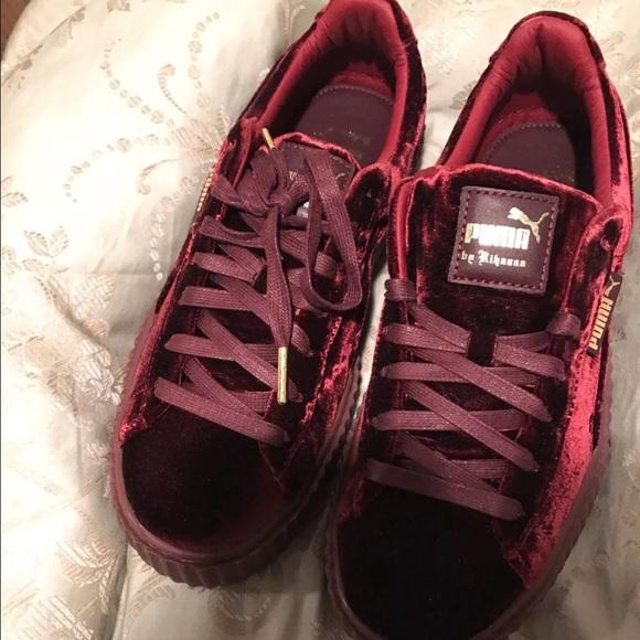 Puma Red Velvet