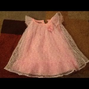Nannette Other - Nannette Baby 2 piece Pink Outfit