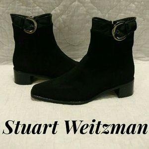 Stuart Weitzman Shoes - ✨HP✨ Stuart Weitzman Booties