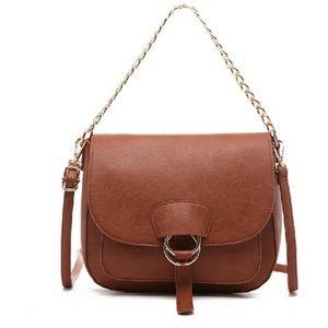 pink haley Handbags - Janessa chain cross body bag.