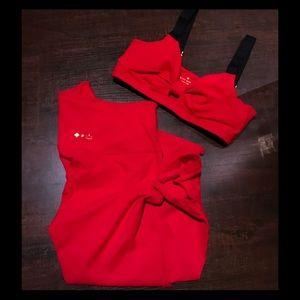 Beyond Yoga Pants - Kate Spade x Beyond Yoga set