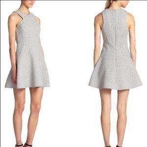 Tibi Dresses & Skirts - NWT Tibi Rime Jacquard Leopard Dress