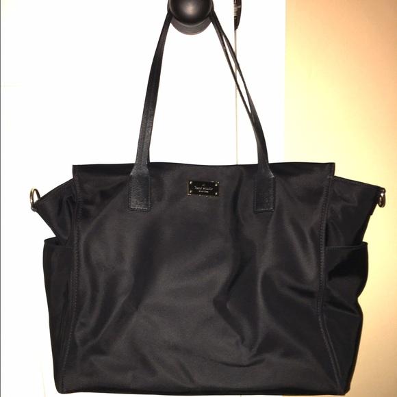 7ae56af752671 kate spade Handbags - KATE SPADE LARGE BLACK TOTE