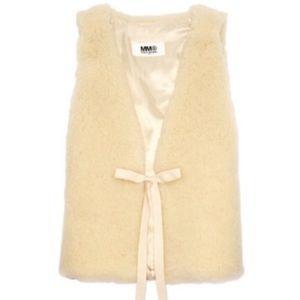 ISO!!! MM6 Maison Margiela Wool Vest
