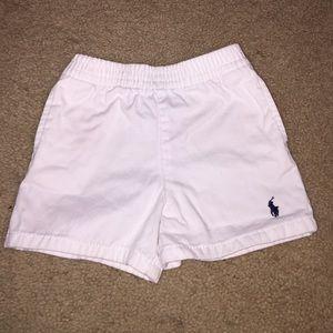 Ralph Lauren Other - Ralph Lauren White Shorts 6 Months