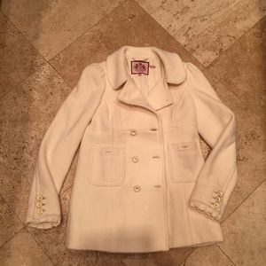 Juicy Couture wool blazer!