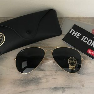 Ray-Ban Accessories - 100% AUTHENTIC G-15 RAY BAN AVIATORS
