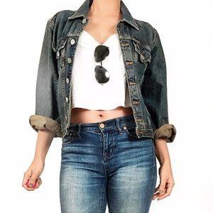 Calvin Klein Jackets & Blazers - Vintage Calvin Klein denim jacket