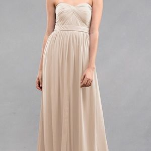 "Jenny yoo ""Aidan"" bridesmaid Dress/gown size 10"