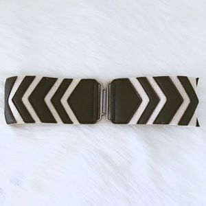 Accessories - Chevron Belt