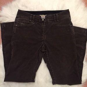 Exofficio Pants - Exofficio Brown Corduroy Pants
