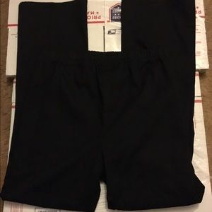Due Date Pants - Due Date Black Maternity Khaki Dress Pants Medium