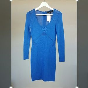 Cut25 by Yigal Azrouel Dresses & Skirts - CUT25 by Yigal Azrouel knit sheath dress