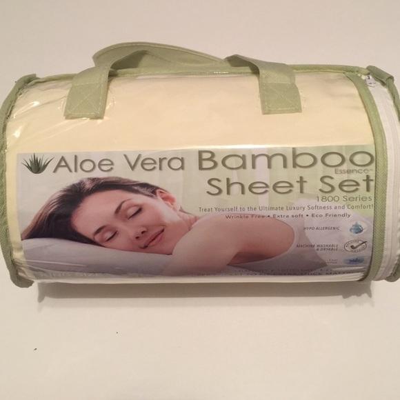 Other Aloe Vera Bamboo Sheet Set King Size Poshmark