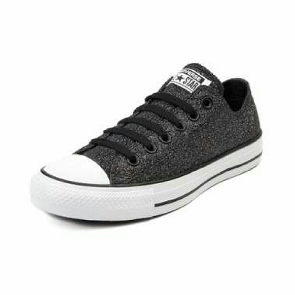 563f5c649991d4 Converse Shoes - Converse Chuck Taylor All Star Lo Glitter Sneaker