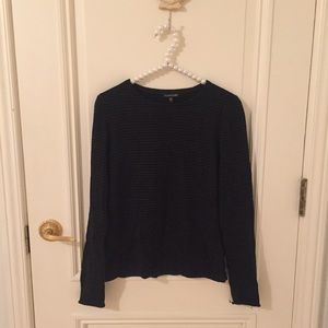 Eileen Fisher Sweaters - Eileen Fisher Striped Light Sweater