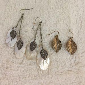 Bundle earrings!!
