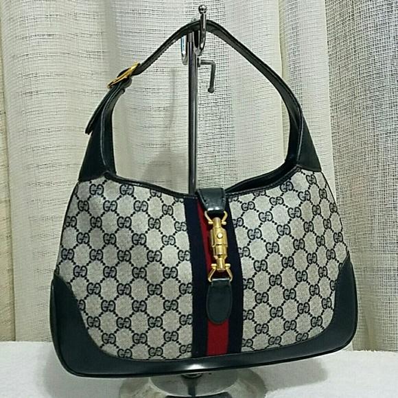 be291a20b4fa1b Gucci Bags | Authentic Vintage Jackie O Shoulder Bag | Poshmark