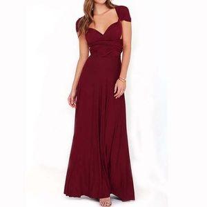 9f263d5cfa Women s Convertible Knit Maxi Dress