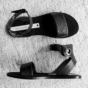 Matt Bernson Shoes - Matt Bernson flat sandal