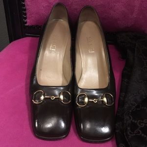 Gucci Shoes - Authentic Gucci Shoes Size 8.5 with Dustbag