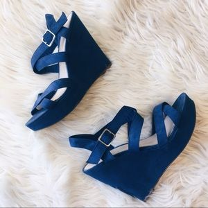 Pull&Bear Shoes - Suede sandals