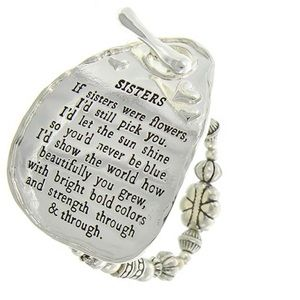 Jewelry - Sister LOVE Bracelet
