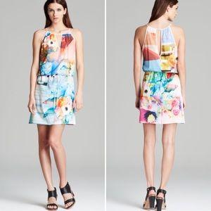Clover Canyon Dresses & Skirts - Clover Canyon Fluorescent Rose Tank Dress