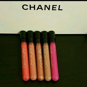 Sephora Other - 5 gorgeous liquid matte  lipsticks