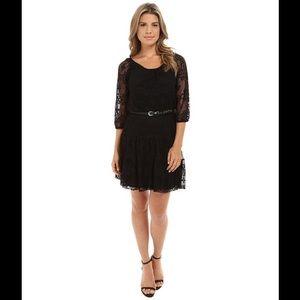 Gabriella Rocha Black Maya Dress