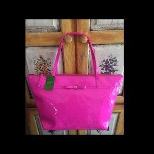 🎀 Kate Spade CAMELLIA ST PURSE Pink $198 Sophie