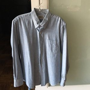 Naked & Famous Denim Other - Men's Naked & Famous light blue button down
