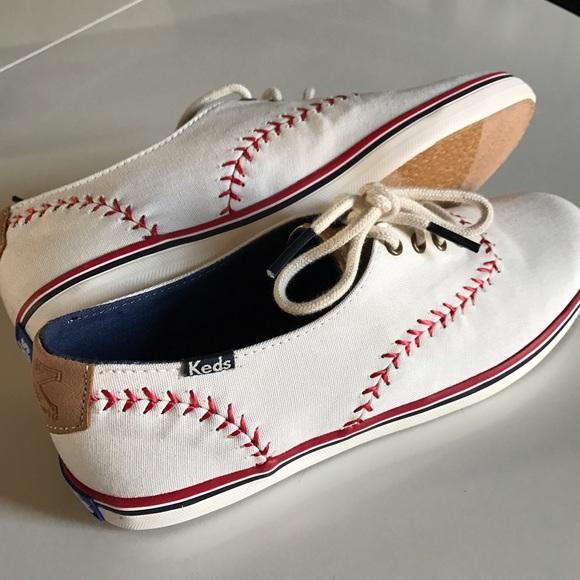 10e10571e6cd7 NWT KEDS women s pennant baseball sneaker