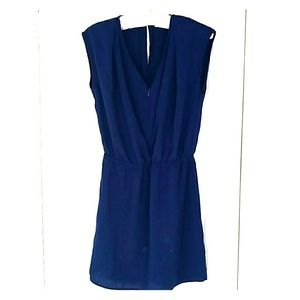 OVI Dresses & Skirts - Ovi Royal Blue Dress