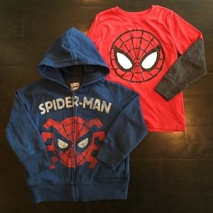 Marvel and Old Navy Collectibles