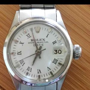 Rolex Accessories - Authentic Rolex Oyster Perpetual watch