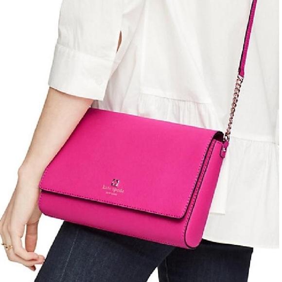 a0d15b4b535 kate spade Handbags - Kate Spade Charlotte Street Alek Pink Crossbody