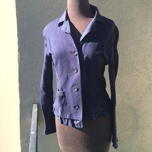 Bloomingdale's Jackets & Blazers - ❗️Bloomingdales Jon Navy Jacket MSRP $148