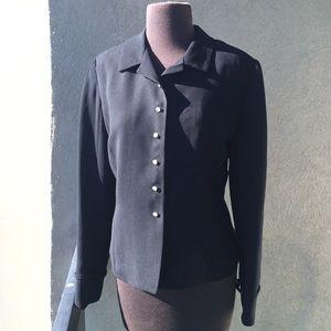 Bloomingdale's Jackets & Blazers - ❗️Bloomingdales Zoe LTD Black Blazer MSRP $248