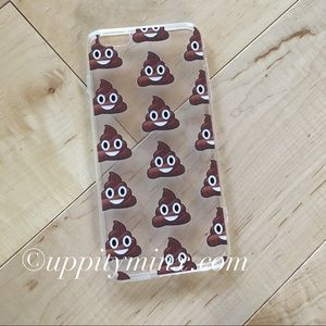 🆕 Poop Emoji iPhone Case 💩
